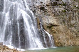 gegskiy vodopad